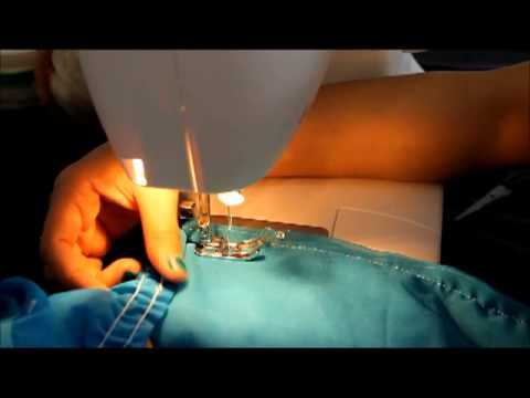 How To Use Elastic Thread How To Sew With Elastic Thread YouTube Impressive How To Sew Elastic With A Sewing Machine