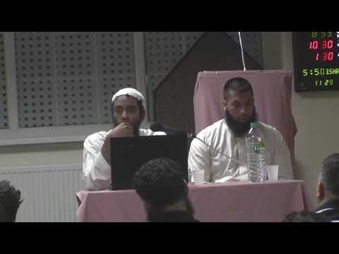 #Messi or Abubakar رضي الله عنه -  Who do you know better? 11 a side Vs 10- Ustadh Abu Taymiyyah