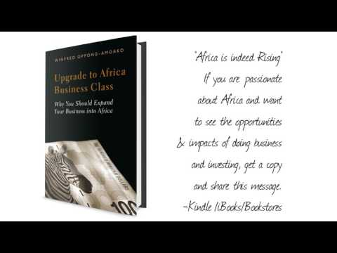 The book everyone is talking about. Africa business and investment book.