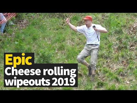 Cheese Rolling 2019: las mejores imágenes