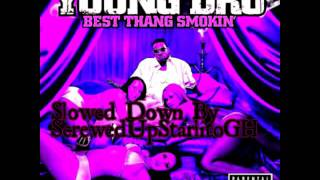 Young Dro - Shoulder Lean Slowed Down