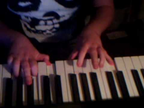 Kissing You Goodbye - The Used - Cover - Piano and Vocals