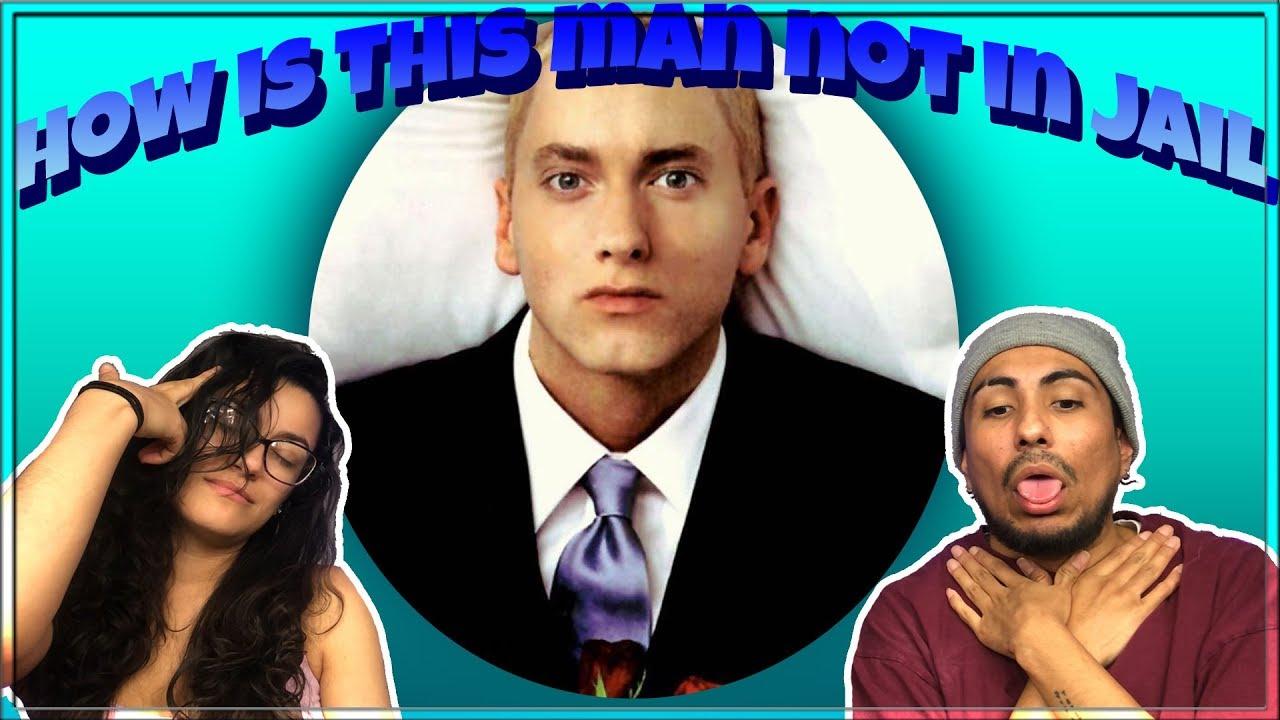 Eminem - Nail In The Coffin (Lyrics) REACTION - YouTube
