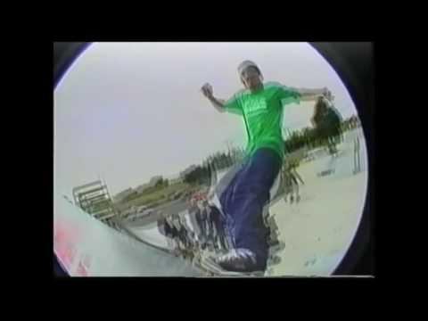 Time skateboards Tempo video Clint Bond