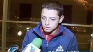 TV AZTECA DEPORTES EN SUDAMERICA-INFORME PREVIO EN INFO 7 SOBRE CHIVAS EN VIÑA DEL MAR