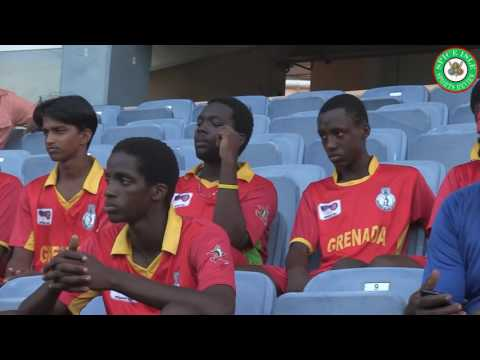 Jenson Mitchell - Grenada Under 19 Cricketer