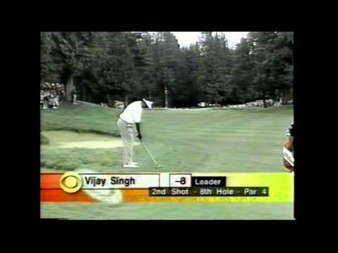1998 PGA Championship (Vijay's Dominance at Sahalee)