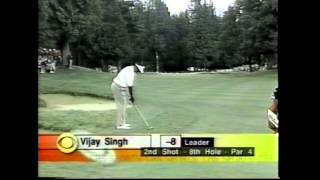 1998 PGA Championship (Vijay's Dominance at Sahalee)