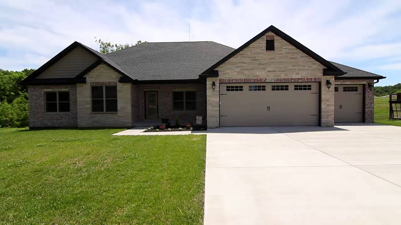 Whispering oaks cape girardeau mo homes for sale for Home builders in missouri