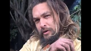 Jason Momoa Shares a Behind-the-Scenes Sneak Peek at the Costume Creations for 'Frontier' Season 3