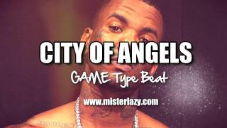 City Of Angels - Game Type Beat - Hip Hop Instrumental 2013 Resimi