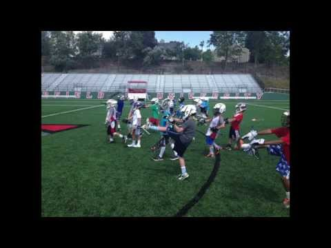 GameBreaker Lacrosse Camp with Ryan Powell