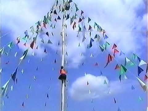 Из архива Зай-ТВ. Как в Заинске праздновали Сабантуй в 1995 году