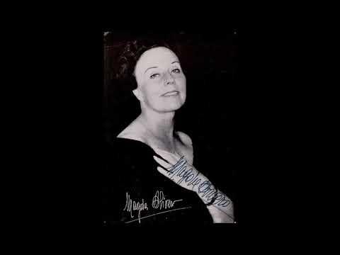 Magda Olivero - Placido Domingo - No, la mia fronte - Ecco la luce - Adriana Lecouvreur - 1972