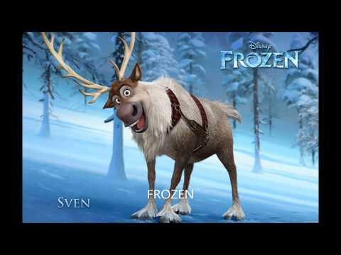 Frozen Uma aventura Congelante-Rena É Melhor do Que Gente