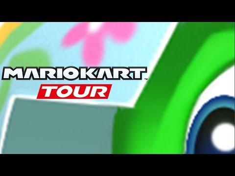 Mario Kart Tour - Part 41: NEW YOSHI TOUR CUPS! | Yoshi Tour (Android & IOS)