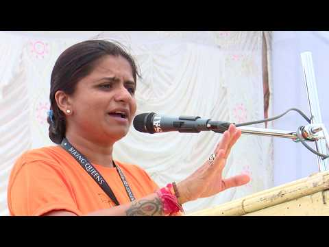 Dr. Sarika Mehta 1st Lady Rider Speech | Biking Queens | PP Savani Group Ranparda Gam Program | 2017