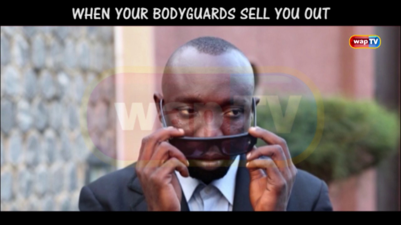 Download WHEN YOUR BODYGUARDS SELL YOU OUT - Akpan and Oduma