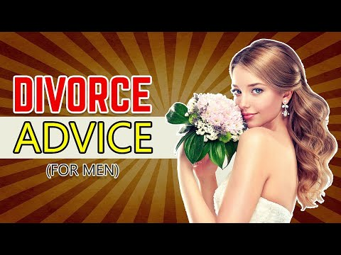 🔴 Divorce Advice For Men