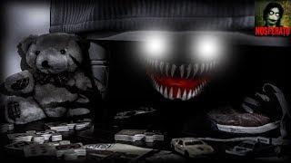 Истории на ночь - Папа, у меня монстр под кроватью