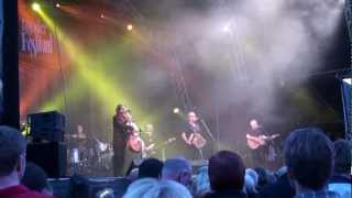 Tønder Festival 2012 - Oysterband - Bury Me Standing