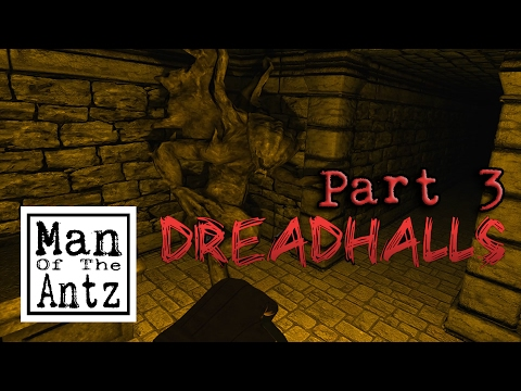 I don't know why I do this to myself... | Dreadhalls with Oculus Touch - Part 3