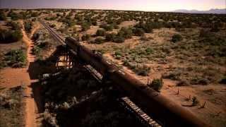 Breaking Bad Train scene