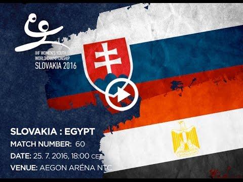 SLOVAKIA : EGYPT