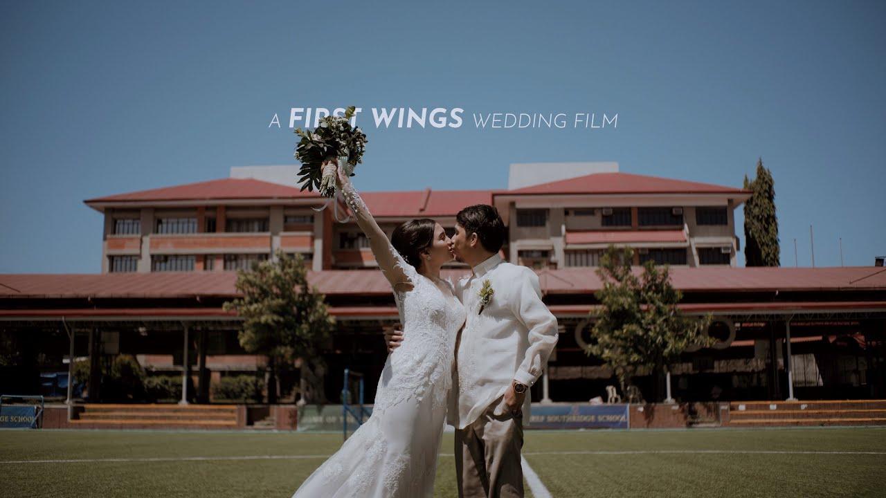 Niño + Venus: A Wedding in Hillsborough, Alabang [4K Same Day Edit]