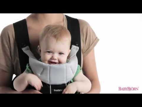 Baby Carrier Miracle By Babybjorn Youtube