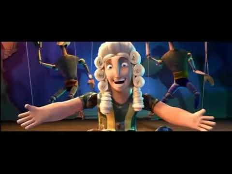La animación de METEGOL / UNDERDOGS animation