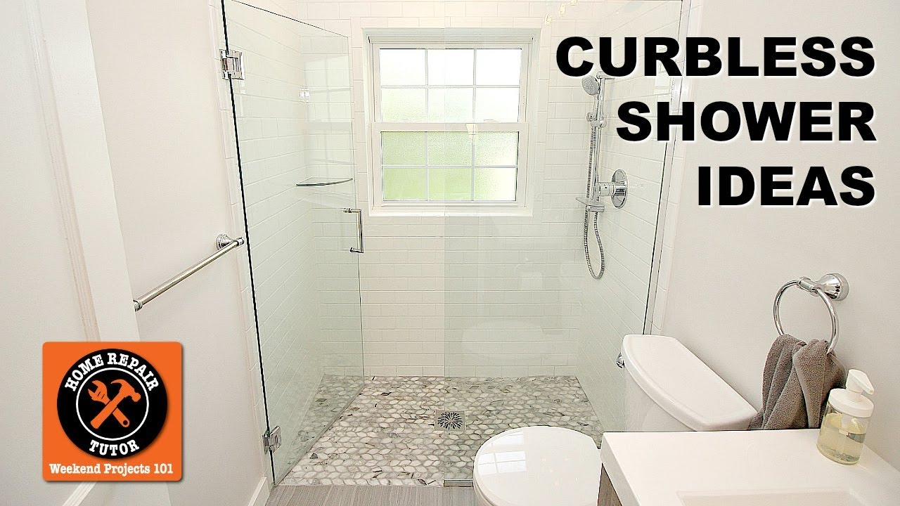 Curbless Shower Installation Tips You