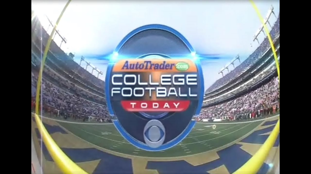 CBS College Football Today - The Army-Navy Game - YouTube