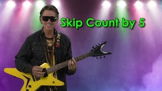 Skip Count   Skip Count By 5's   Skip Counting   Count to 100   Jack Hartmann