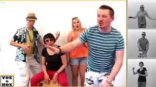 Calvin Harris - Feels ft. Pharrell Williams, Katy Perry, Big Sean Acapella Cover
