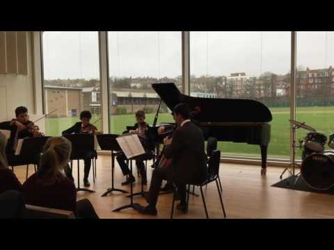 Charterhouse School Clarinet Quintet