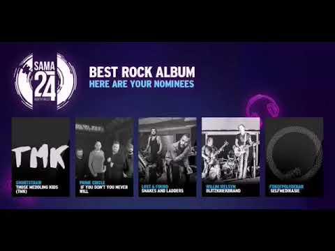South African Music Awards (SAMAs) nominees