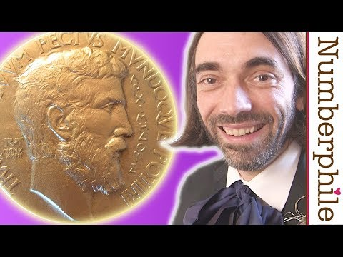 The Fields Medal (with Cédric Villani) - Numberphile