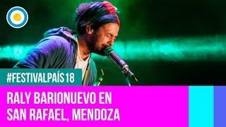 Raly Barrionuevo en la 34° Fiesta Provincial del Turismo | #FestivalPaís18