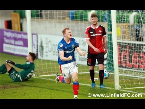 Linfield Crusaders Goals And Highlights