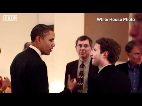 Obama meets Jobs, Zuckerberg, others in Silicon Valley