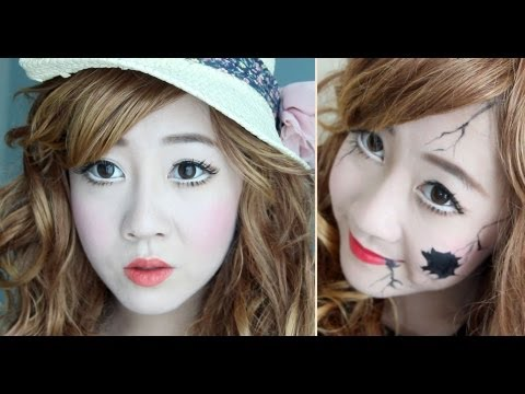 Porcelain / Broken Doll Transformation