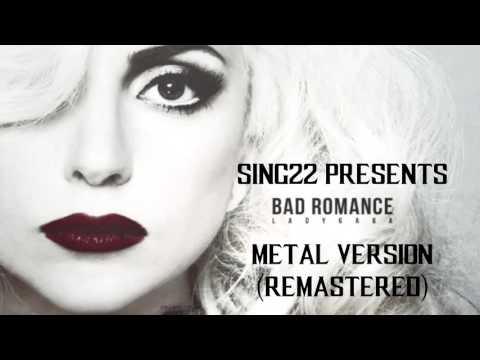 Lady Gaga ft. Halestorm - Bad Romance | Remastered Cover