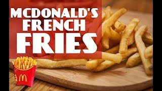 diy mcdonalds fries