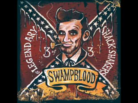 Music video Th' Legendary Shack*Shakers - Swampblood