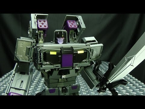 Transform Mission POWERTRAIN (Motormaster): EmGo's Transformers Reviews N' Stuff