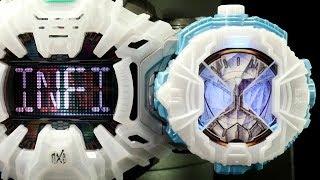 仮面ライダージオウ 【DXウィザードインフィニティースタイルライドウォッチ】Kamen Rider Zi-O [DX Wizard Infinity Style Ridewatch]