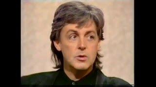 WOGAN : Paul McCartney - 1986.