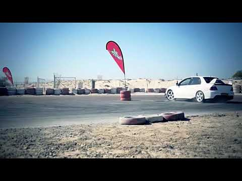 Shaibani Brothers Racing Team In Action (Middle East)