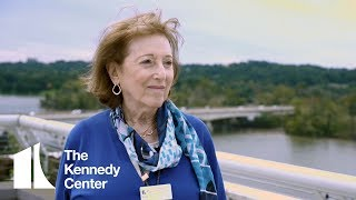Geri Lewis: 50 Years of Friendship at the Kennedy Center